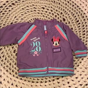 Minnie Mouse spring jacket!